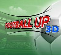 Portada oficial de Football Up 3D eShop para Nintendo 3DS