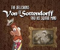 Portada oficial de Los Delirios de von Sottendorff y su mente cuadriculada eShop para Nintendo 3DS
