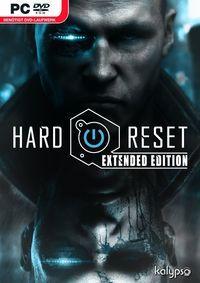 Portada oficial de Hard Reset para PC