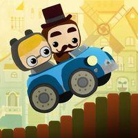 Portada oficial de Bumpy Road para iPhone