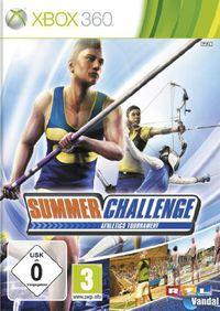Portada oficial de Summer Challenge – Athletics Tournament para Xbox 360