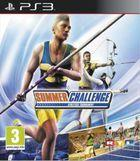 Portada oficial de de Summer Challenge – Athletics Tournament para PS3