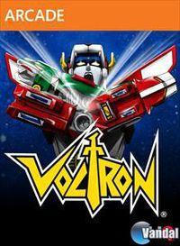 Portada oficial de Voltron: Defender of the Universe XBLA para Xbox 360