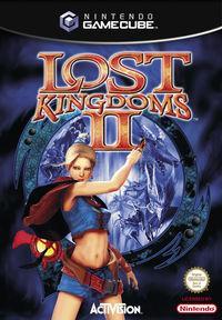 Portada oficial de Lost Kingdoms 2 para GameCube