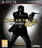 Portada oficial de de GoldenEye 007 Reloaded para PS3