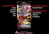 Portada oficial de Sideway para PC