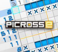 Portada oficial de Picross E eShop para Nintendo 3DS