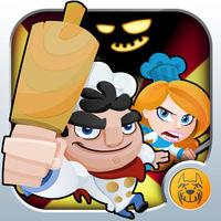 Portada oficial de Zombie Meatballs para iPhone