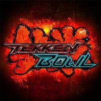 Portada oficial de Tekken Bowl para iPhone