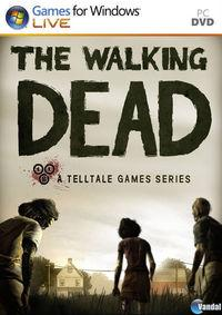 Portada oficial de The Walking Dead: Episode 1 para PC