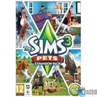 Portada oficial de Los Sims 3 Vida en la Ciudad para PC
