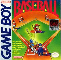 Portada oficial de Baseball CV para Nintendo 3DS