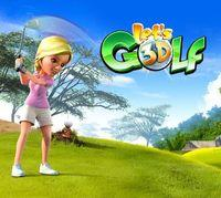 Portada oficial de Let's Golf! 3D eShop para Nintendo 3DS