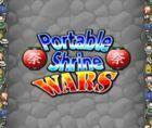 Portada oficial de de GO Series Portable Shrine Wars DSiW para NDS