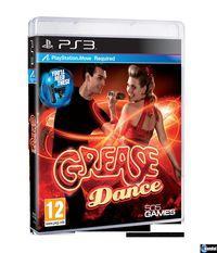 Portada oficial de Grease para PS3
