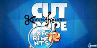 Portada oficial de Cut the Rope: Experiments para iPhone