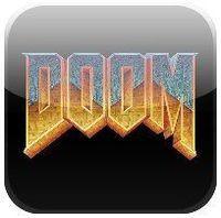 Portada oficial de DOOM Classic para iPhone