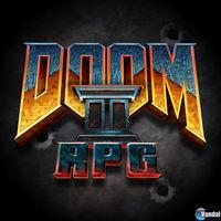 Portada oficial de DOOM II RPG para iPhone