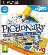 Portada oficial de uDraw Pictionary Ultimate Edition para PS3