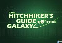 Portada oficial de The Hitchhiker's Guide to the Galaxy para iPhone