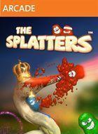 Portada oficial de de The Splatters XBLA para Xbox 360