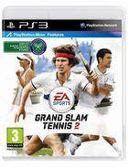 Portada oficial de de Grand Slam Tennis 2 para PS3