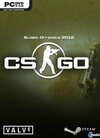 Portada oficial de Counter-Strike: Global Offensive para PC