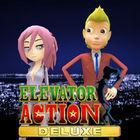 Portada oficial de de Elevator Action Deluxe PSN para PS3