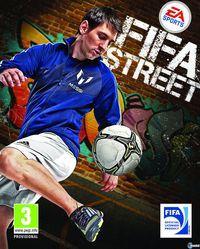 Portada oficial de FIFA Street para PS3