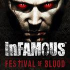 Portada oficial de de InFamous Festival Of Blood PSN para PS3