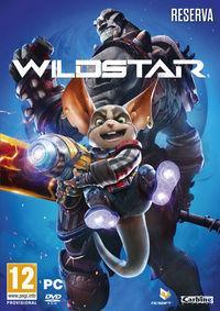 Portada oficial de WildStar para PC