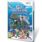 Portada oficial de de Go Vacation para Wii