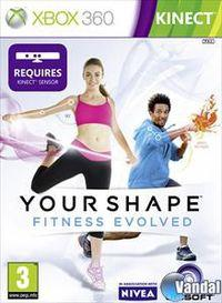 Portada oficial de Your Shape: Fitness Evolved 2012 para Xbox 360