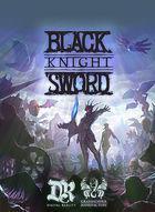 Portada oficial de de Black Knight Sword PSN para PS3