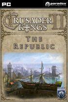 Portada oficial de de Crusader Kings II para PC