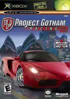 Portada oficial de de Project Gotham Racing 2 para Xbox