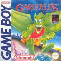 Portada oficial de Gargoyle's Quest CV para Nintendo 3DS