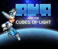 Portada oficial de Aya and the Cubes of Light WiiW para Wii