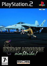 Portada oficial de Energy Airforce para PS2