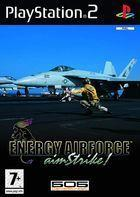 Portada oficial de de Energy Airforce para PS2