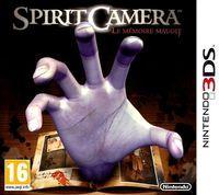 Portada oficial de Spirit Camera: La memoria maldita para Nintendo 3DS
