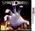 Portada oficial de de Spirit Camera: La memoria maldita para Nintendo 3DS