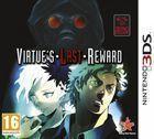Portada oficial de de Zero Escape: Virtue's Last Reward para Nintendo 3DS