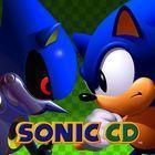 Portada oficial de de Sonic CD PSN para PS3