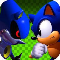 Portada oficial de Sonic CD para iPhone