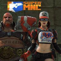 Portada oficial de Super MNC para PC