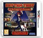 Portada oficial de de Rhythm Thief y el Misterio del Emperador para Nintendo 3DS