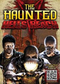 Portada oficial de The Haunted: Hell's Reach para PC