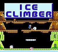 Portada oficial de Ice Climber CV para Nintendo 3DS