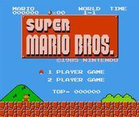 Portada oficial de Super Mario Bros. CV para Nintendo 3DS